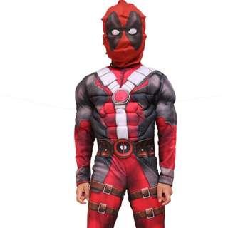 Deadpool Kids Costume Deluxe