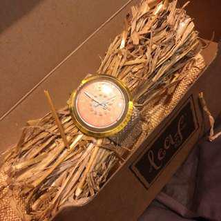 Swatch Limited Edition Leaf Watch