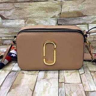 Marc Jacobs Body Bag High Quality 4.5x7.5x2.5
