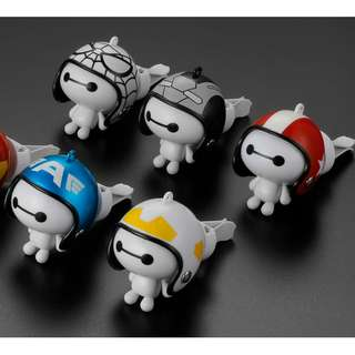 Baymax Mini Car Perfume