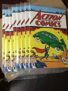 Action Comics #1 with COA (Loot Crate)