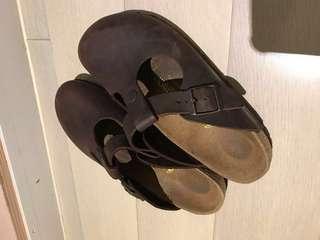 🚚 Birkenstock 勃肯包鞋 36號