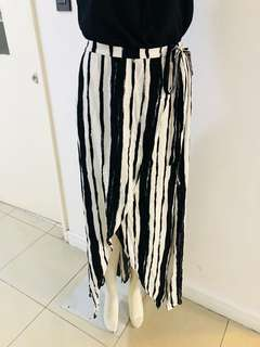 Cotton On Striped Skirt