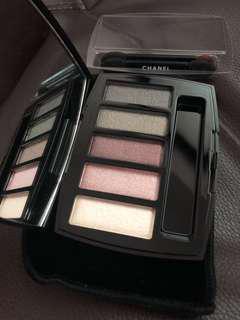 🚚 Chanel 5色眼影組 Palette yeux