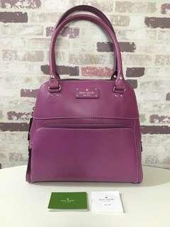 Kate Spade Wellesley Purple