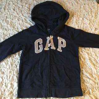 GAP Unisex Dark Blue Jacket/ Hoodie for Kids