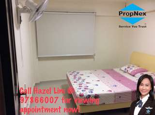Common room for rent at Blk 173 Ang Mo Kio