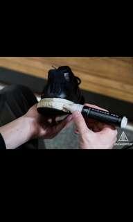 球鞋補色筆