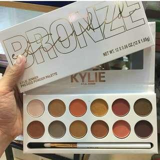 Kylie bronze palette (inspired)