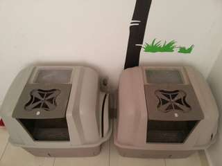 Used Cat Litter Box - Smart Sift