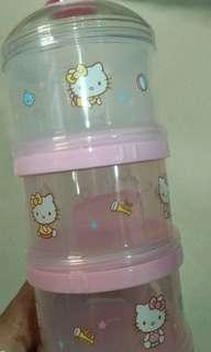 🚚 powder bottle container