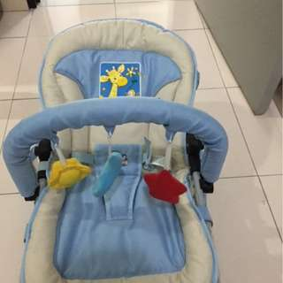 Foldable Bouncer