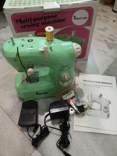 Smart lady multi-purpose sewing machine