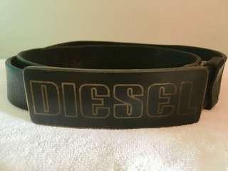 Original Diesel Leather Belt