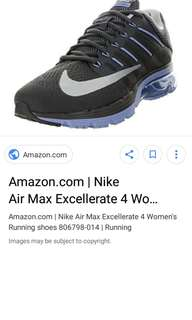 Nike exellerate 4 size 7 womens bought for 8995 selling for 2500