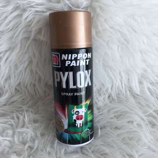 NIPPON Spray Paint GOLD