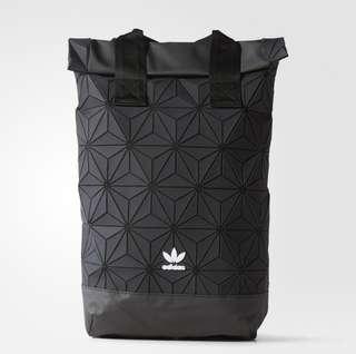 Adidas Issey Miyake Black Backpack