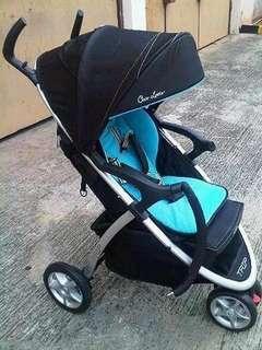 Strollers cocolatte trip jual murah