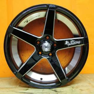 SPORT RIM 17inch NEW RACING MERCEDES CIVIC POLO