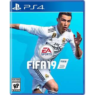 [Sep 28] PS4 FIFA 19 Sony PlayStation Electronic Arts EA Sports Games PREORDER