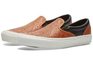 Vans Slip on Taka hayashi Brooks Original
