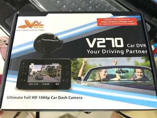 Car Camera Recorder Way Way V270 Car DVR