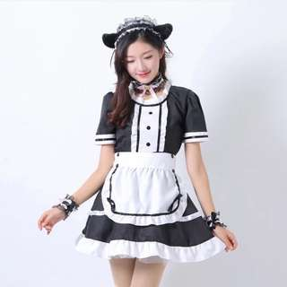 maid cosplay (all in pic)