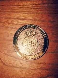 懲教 紀念幣