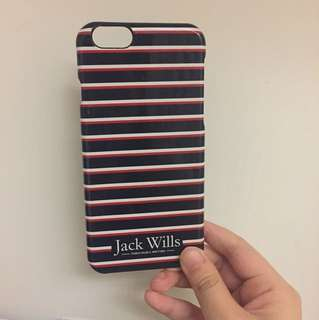 絕版Jack wills iPhone 6/6s Case