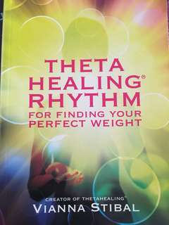 Theta Healing Rhythm for Finding Your Perfect Weight