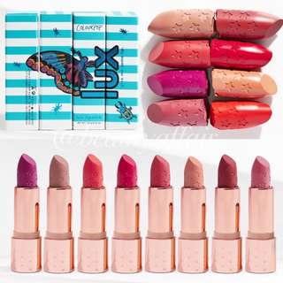 ❄️ Colourpop ❄️ Lux Lipstick / Matte Lipstick / Butterfly Lipstick