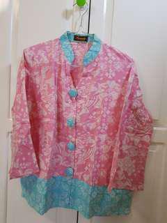 Batik blus