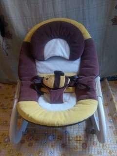 Kursi ayunan baby/baby bouncher