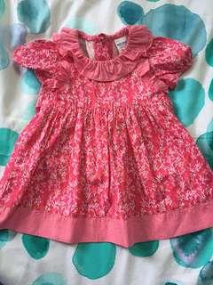 Dress 0-6 months