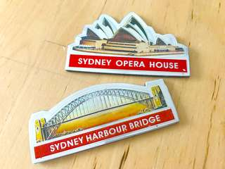 Sydney Magnets Australia Fridge