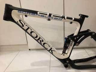 Storck Adrenaline 2.0 Full Carbon Fibre Frame