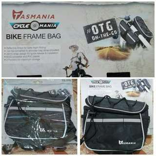 Tasmania Bike Frame Bag TS-1FB