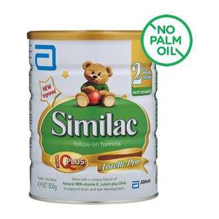 Similac Stage 2 RESERVED