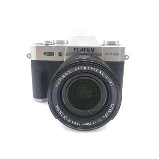 Fujifilm X-T20 (XF 18-55mm F2.8-4 R LM OIS) CLEAR STOCK!!! LAST ONE!!!