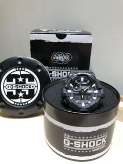 Casio g-shock 35 週年 Eric haze ga-700eh