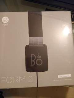 FORM 2i ,B&O PLAY