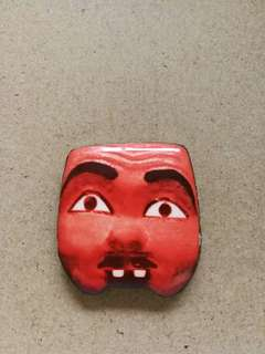 Phor Than Chao Seng Mask Wat Bang Trang B.E.2558