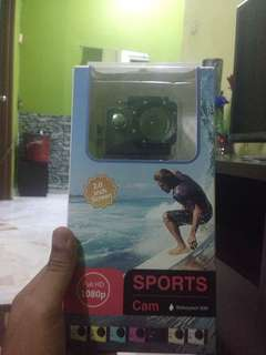 Sport Action Cam (Sport cam Full Hd 1080p)