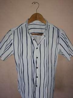 White Stripes Polo (repriced)