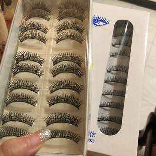 BN False lashes 2 boxes