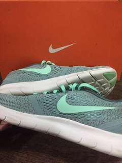 Nike Free Run Rubber Shoes (Mint Green) ORIGINAL