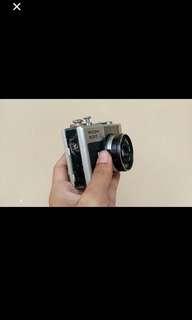 Kamera Analog Ricoh + Fuji