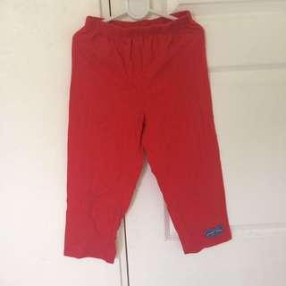 Preloved cotton pants for kids