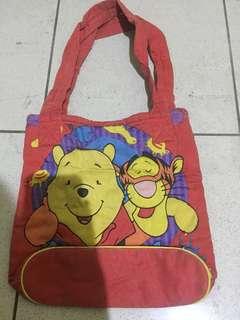 Tas Jinjing Bekal Winnie The Pooh