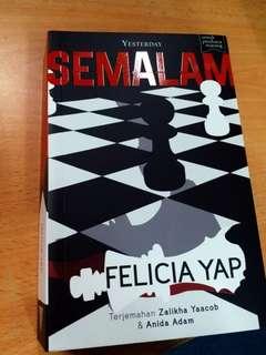#FIXI Semalam by Felicia Yap